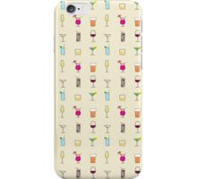 Cocktails iPhone Case/Skin