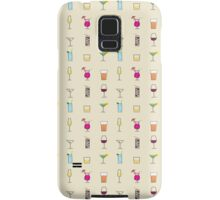 Cocktails Samsung Galaxy Case/Skin