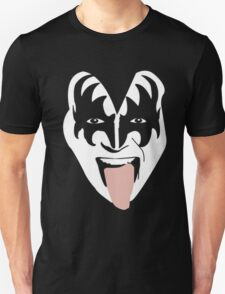 Gene Simmons Kiss Band Mask T-Shirt