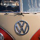 VW van by darkmoda