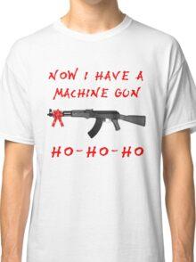 Die Hard - Ho-Ho-Ho Classic T-Shirt