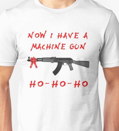 Die Hard - Ho-Ho-Ho Unisex T-Shirt