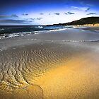 Sand and Sea by Jill Fisher