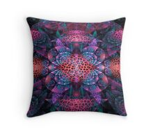 Corals Of The Deep Throw Pillow
