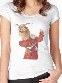 Legend of Zelda Sages - Rauru, Sage of Light Women's Fitted Scoop T-Shirt
