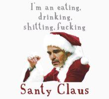 Bad Santa by Kelly Ferguson