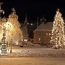 Christmas is soon here by Frank Olsen
