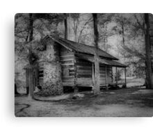 My Home's In Alabama Canvas Print