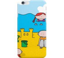 Beach - iCase iPhone Case/Skin