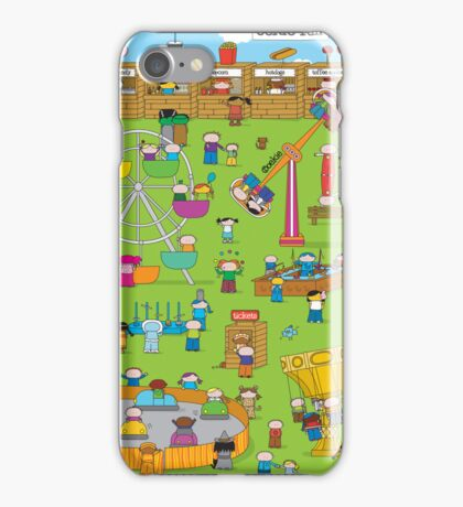 Oekie Fair - iCase iPhone Case/Skin