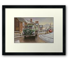 Mickey Mouse Foden, Moreton C. Cullimore Framed Print