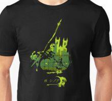 City Girl Scythe  Unisex T-Shirt
