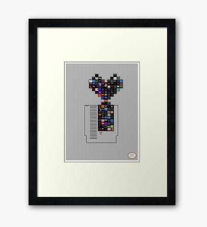 Not Forgotten Framed Print