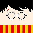 Harry Potter by princessbedelia