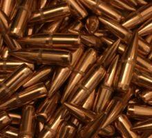 223 bullets, ammo Sticker