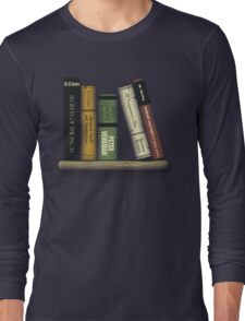 Recommended Reading Long Sleeve T-Shirt