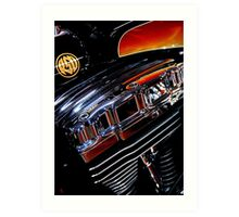 Roland Sands Design Softail Art Print