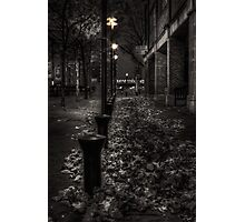 Sin City Photographic Print