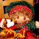 Christmas Dolly by CatKV
