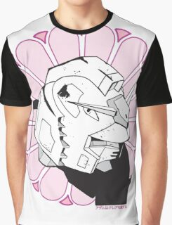 Gundam Buddha Graphic T-Shirt