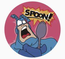 Spoon! Kids Tee