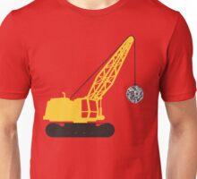 Disco Wrecking Ball Unisex T-Shirt
