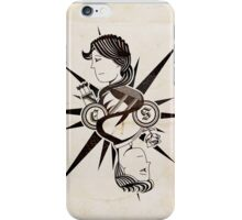 Pieces in their games iPhone Case/Skin