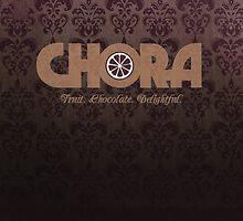Marketing Book Cover: Chora by jessikachu