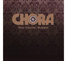 Marketing Book Cover: Chora Photographic Print