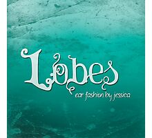 Marketing Book Cover: Lobes Photographic Print