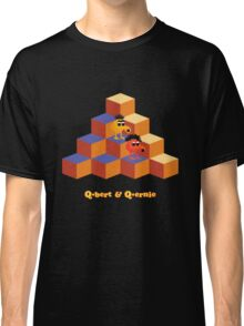 Q*Bert and Q*ernie Classic T-Shirt