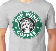 Pop Punk Coffee Unisex T-Shirt