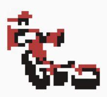 Excite Bike Fail Kids Tee