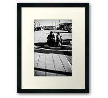 Da W8 2 SK8!-2 Framed Print