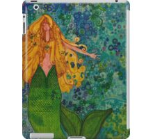 Mermaid Chill iPad Case/Skin