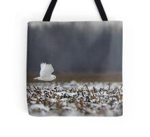 Ghost - Snowy Owl Tote Bag