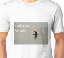 sunk Unisex T-Shirt