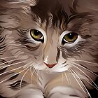 Cat illustration by Zumra M. Waheed