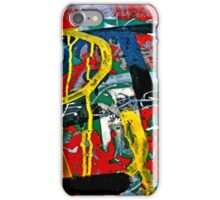 Graffiti #85 iPhone Case/Skin