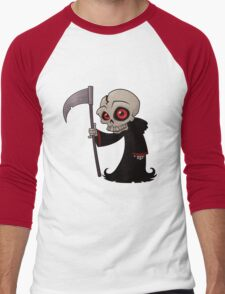 Little Reaper Men's Baseball ¾ T-Shirt