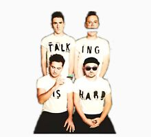 Talking Is Hard Album Cover Unisex T-Shirt