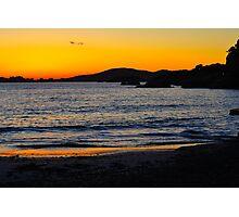 Es Forti Sunset IV Photographic Print