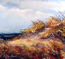 SH Beach by Peter R Davidson