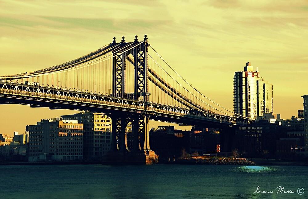 The Manhattan  by Lorena María