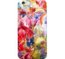 Fall Flourish iPhone Case/Skin