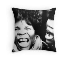 Victims of War Throw Pillow