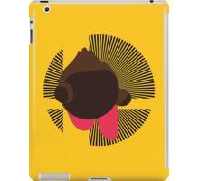 Donkey Kong (Kirby Hat) - Sunset Shores iPad Case/Skin