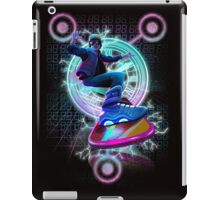Hoverboard to the Future iPad Case/Skin