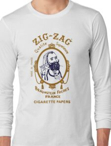 Zig Zag Papers Long Sleeve T-Shirt