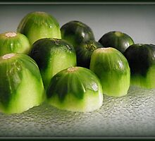 Cucumber Heads by LisaMarie Miranda